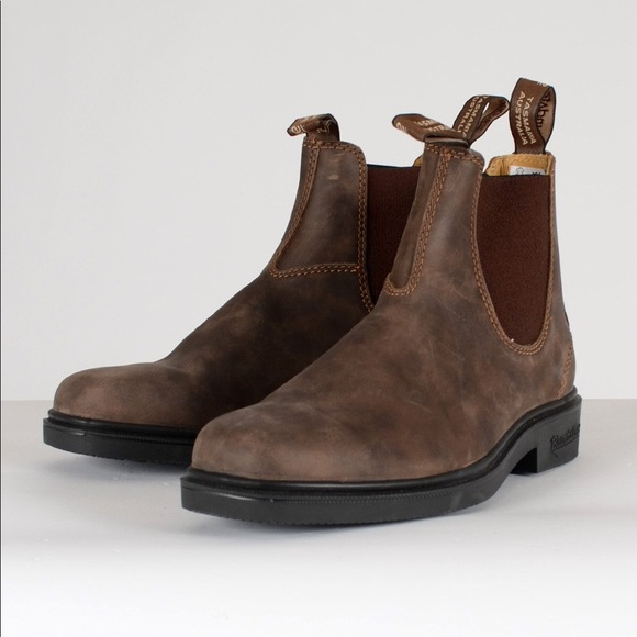 a8229df720b6 Blundstone Shoes - Blundstone Women s Dress Shoes in Rustic Brown
